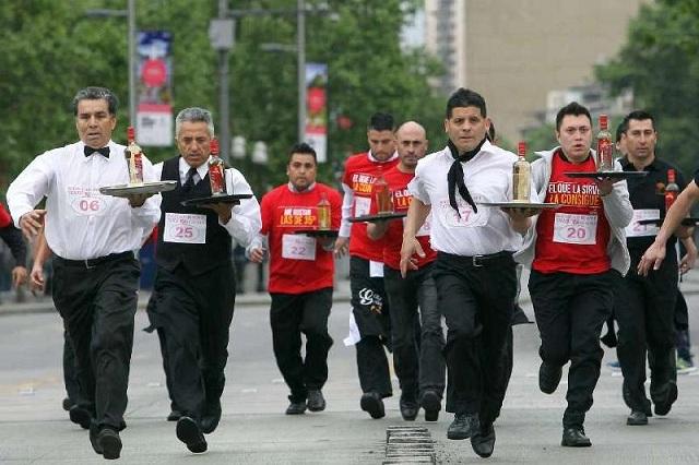 Ξεπέρασαν τις 1.000 οι συμμετοχές στον αγώνα δρόμου …σερβιτόρων στη Λάρισα