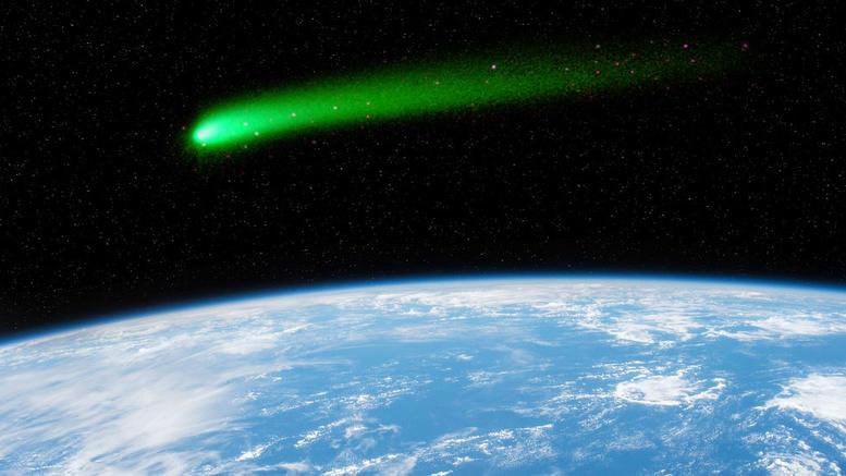 Ο κομήτης της Πρωταπριλιάς έρχεται και είναι... πράσινος