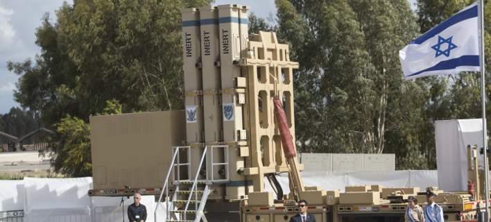 Σφεντόνα του Δαυΐδ: Το νέο αντιπυραυλικό σύστημα του Ισραήλ [βίντεο]