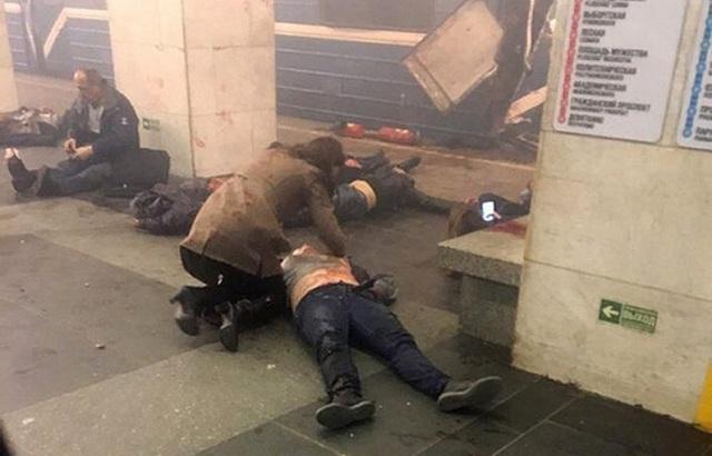 Αγία Πετρούπολη: Οι σωστές ενέργειες το μηχανοδηγού έσωσαν ζωές