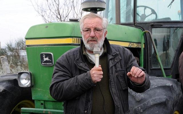 Καταδικάστηκε ο Μπούτας και άλλοι δύο για τις αγροτικές κινητοποιήσεις του 2013