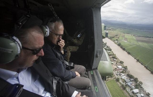 Στην Νέα Ζηλανδία ο κυκλώνας «Ντέμπι»: Κατολισθήσεις και ζημιές