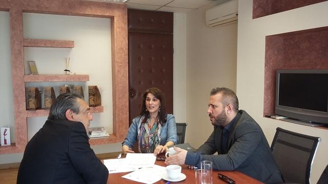 Συναντήσεις στα Υπουργεία για επίλυση προβλημάτων της Αλοννήσου