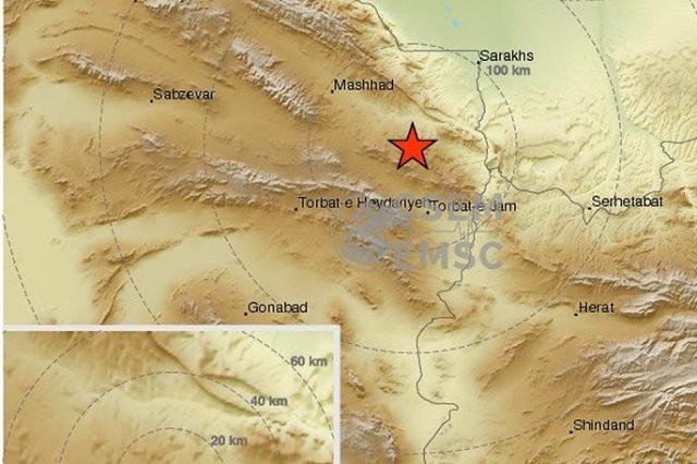 Σεισμός 6,1 Ρίχτερ στο Ιράν