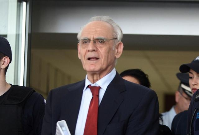 Πρόταση εισαγγελέα για αποφυλάκιση Τσοχατζόπουλου