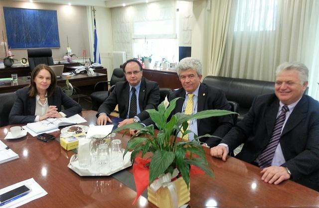 Συνάντηση του Επιμελητηρίου με την Υφ. Οικονομικών για τον εξωδικαστικό συμβιβασμό