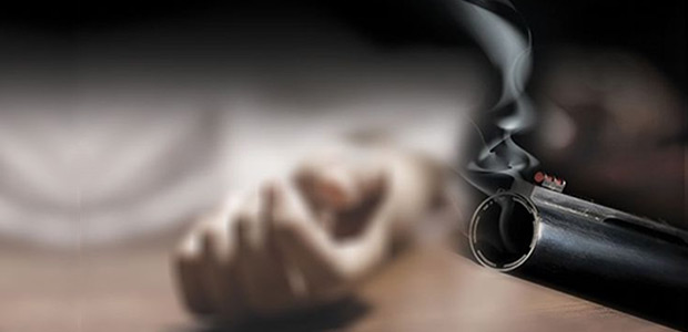 Αυτοπυροβολήθηκε στη μέση του δρόμου στον Αγ. Βλάσιο