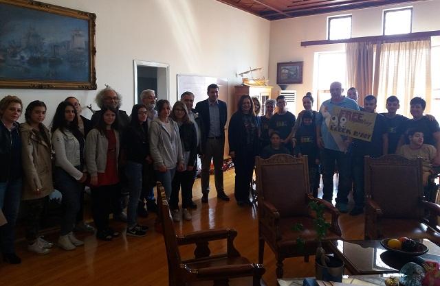 Το βραβείο της καλύτερης συνδιοργάνωσης ECOMOBILITY στον Δήμο Βόλου