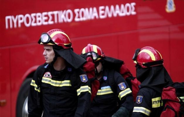 Αντιδράσεις για τη μεταστέγαση του Πυροσβεστικού Κλιμακίου Αλμυρού
