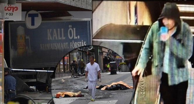 Ανθρωποκυνηγητό για τον εντοπισμό του δράστη στη Στοκχόλμη. Έρημη πόλη μετά την επίθεση