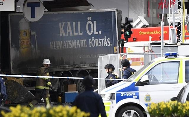 Στοκχόλμη: Συνελήφθη ο τζιχαντιστής που οδηγούσε το φορτηγό