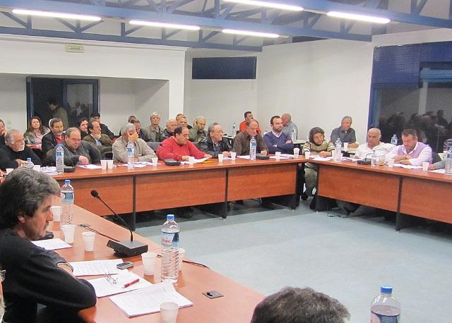 Εγκρίθηκε ο ισολογισμός -φωτιά για το 2014 του Δήμου Αλμυρού