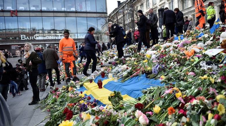 Σουηδία: Επτά ύποπτοι ανακρίνονται για την επίθεση