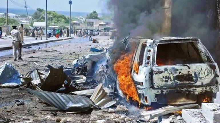 Σομαλία: Τουλάχιστον 15 νεκροί από έκρηξη παγιδευμένου αυτοκινήτου