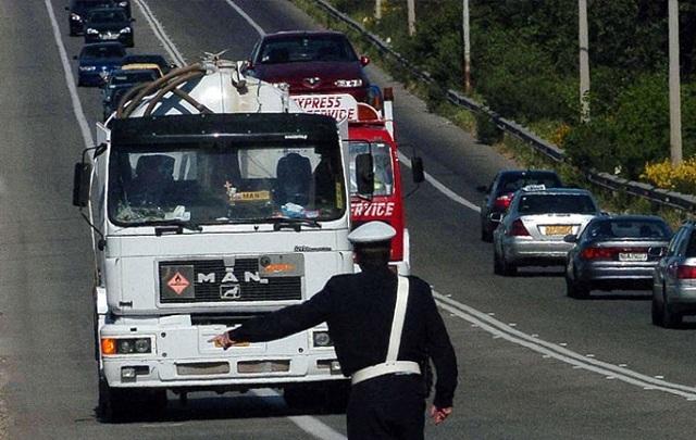 Απαγόρευση κυκλοφορίας φορτηγών στις Ε.Ο. την περίοδο του Πάσχα