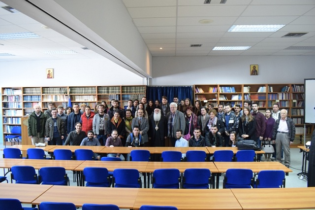 Εξήντα φοιτητές από το Α.Π.Θ στη Μητρόπολη Δημητριάδος