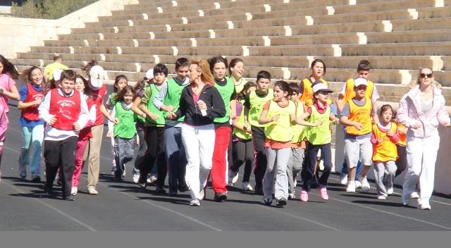 Εξοπλισμό για πρόγραμμα αθλητισμού ζητούν τα σχολεία