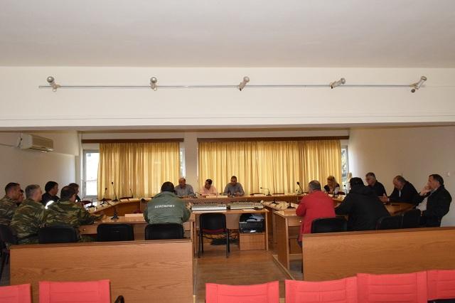 Δράσεις αντιπυρικής προστασίας στο Δήμο Ρ. Φεραίου
