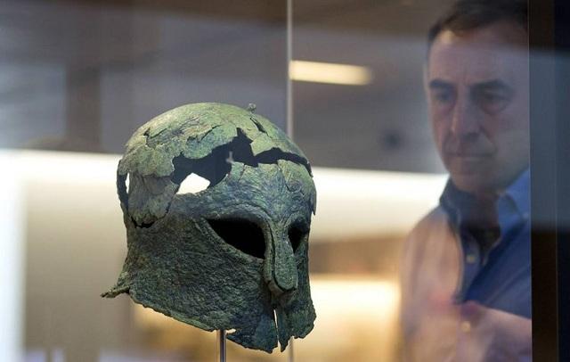 Στο Μουσείο της Μάλαγας ο «μυστηριώδης» Έλληνας στρατιώτης του 6ου πΧ αιώνα