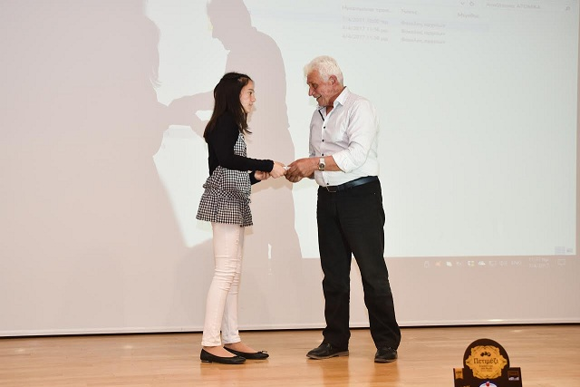 Διακρίσεις και βραβεία για μαθητές της Μαγνησίας