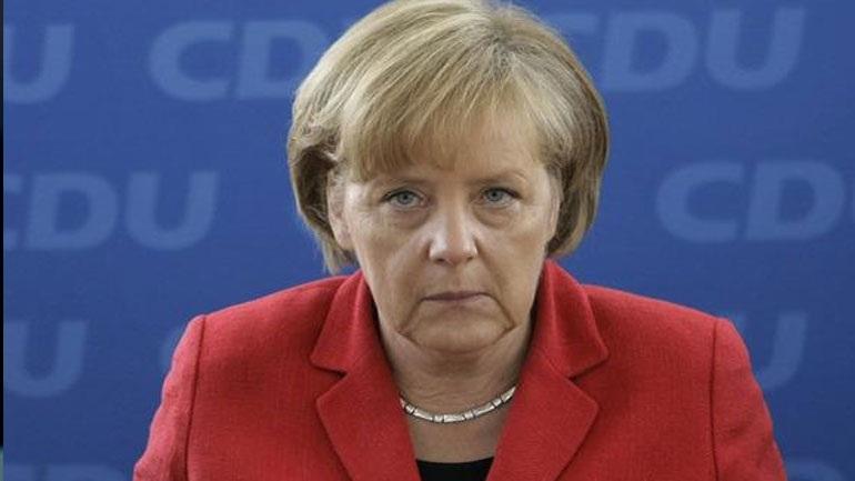 Έντονη αντίδραση της Μέρκελ στις δηλώσεις του Λευκού Οίκου περί Χίτλερ -Άσαντ