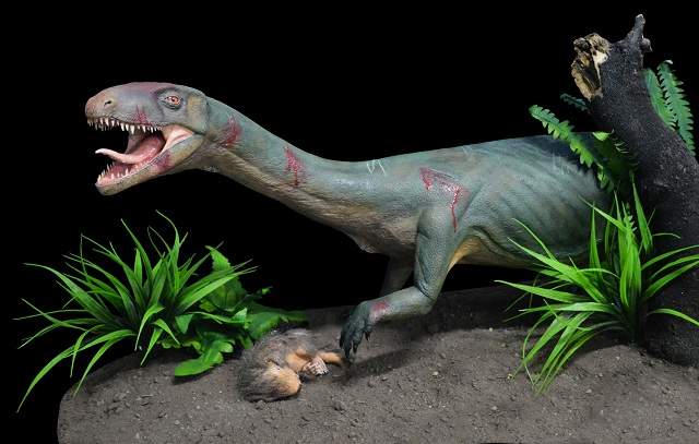 Ανακαλύφθηκε σημαντικός «ξάδερφος» των δεινοσαύρων που έμοιαζε με... κροκόδειλο