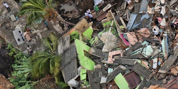 Σρι Λάνκα: Τουλάχιστον 16 νεκροί από την κατάρρευση ενός βουνού από σκουπίδια