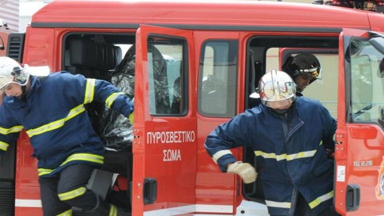 Πυρκαγιά σε διαμέρισμα στο Μοσχάτο - Ένας νεκρός και δύο τραυματίες