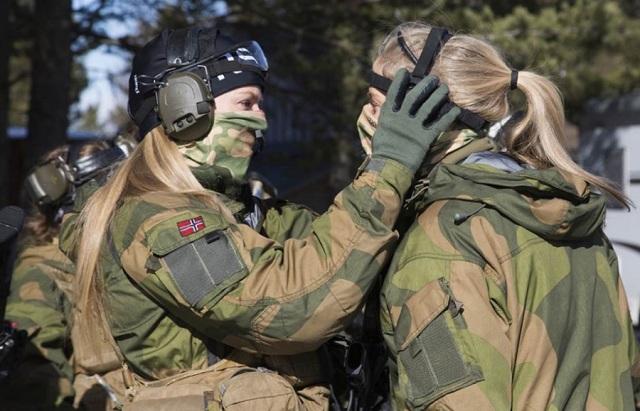 Οι κομάντος της Νορβηγίας: Η πρώτη «θηλυκή» μονάδα Ειδικών Δυνάμεων