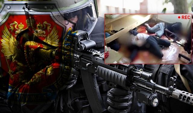 Εκτέλεση τζιχαντιστών στη Μόσχα
