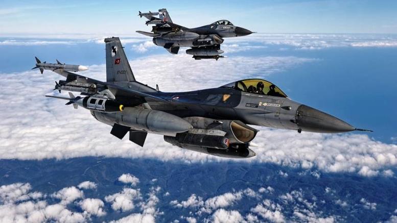 Διπλή πρόκληση της τουρκικής αεροπορίας στην Κίναρο ανήμερα της τραγωδίας με το ελικόπτερο