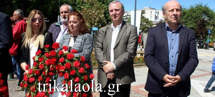 Τρίκαλα: Γιούχαραν βουλευτές του ΣΥΡΙΖΑ που πήγαν να καταθέσουν στεφάνι σε εκδήλωση