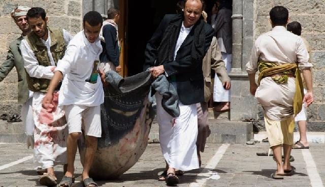 Υεμένη: Οι αντάρτες Χούτι χρησιμοποιούν νάρκες κατά προσωπικού