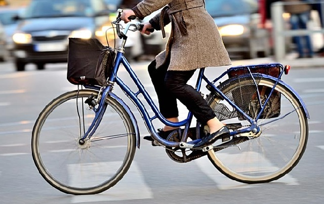 Το καλύτερο «φάρμακο» είναι να πηγαίνει κάποιος με το ποδήλατο στη δουλειά