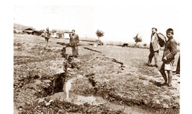 63 χρόνια από τον καταστροφικό σεισμό των Σοφάδων