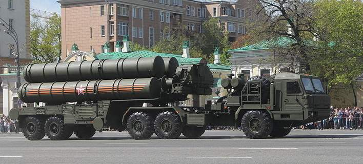 Η Τουρκία θα αγοράσει από τη Ρωσία αντιαεροπορικό σύστημα πυραύλων S-400