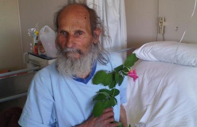 Το Γηροκομείο Βόλου άνοιξε την αγκαλιά του στον Φώτη Λαδόπουλο