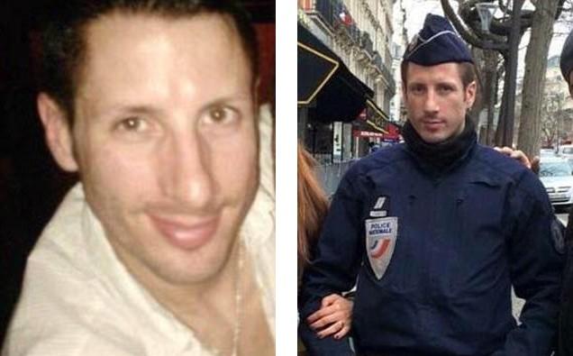 Επίθεση στο Παρίσι: Βοηθούσε στην Ελλάδα με το προσφυγικό ο νεκρός αστυνομικός