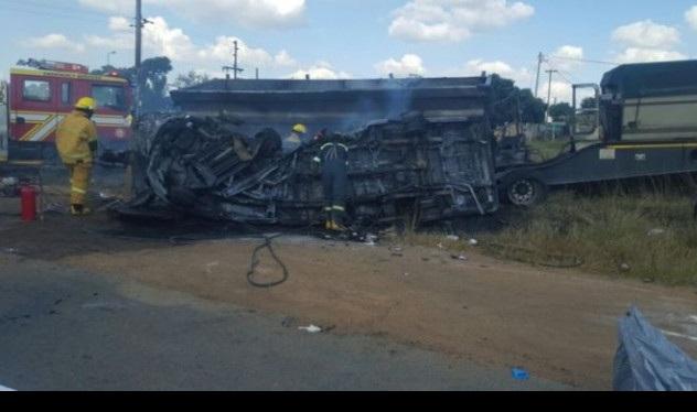 19 μαθητές νεκροί σε τροχαίο στη Ν. Αφρική