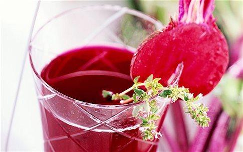 Ο χυμός παντζαριού ενισχύει την πνευματική οξυδέρκεια των ηλικιωμένων