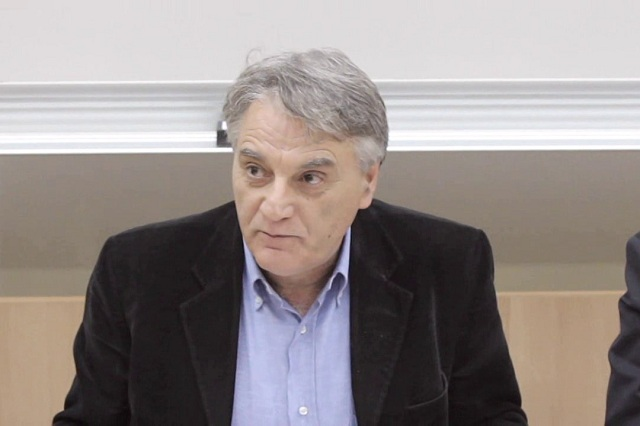 Εκδήλωση με ομιλητή τον Κ. Πουλάκη για την ανασυγκρότηση της Τ.Α.