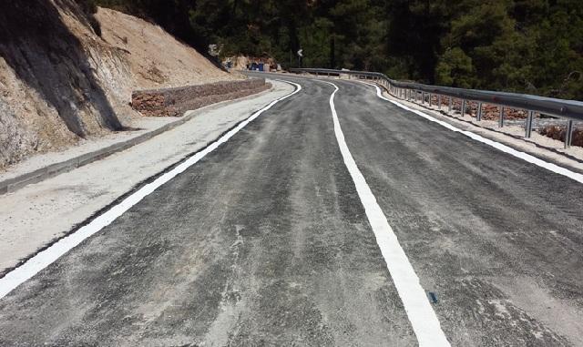 Σε κυκλοφορία ο δρόμος Αγνώντας –Πάνορμος στη Σκόπελο