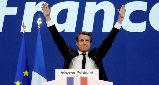 Ανακοινώθηκαν τα επίσημα τελικά αποτελέσματα των γαλλικών εκλογών