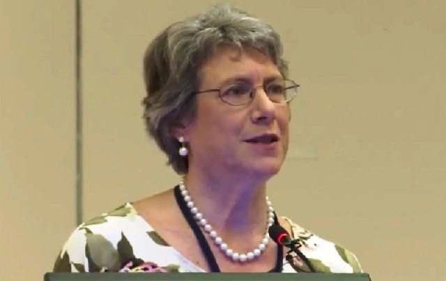 Η Δρ. Susan Ashbrook Harvey στον Βόλο