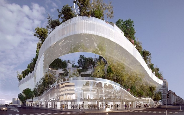 Από το Παρίσι στον Βόλο. Διπλή έκθεση αρχιτεκτονικής