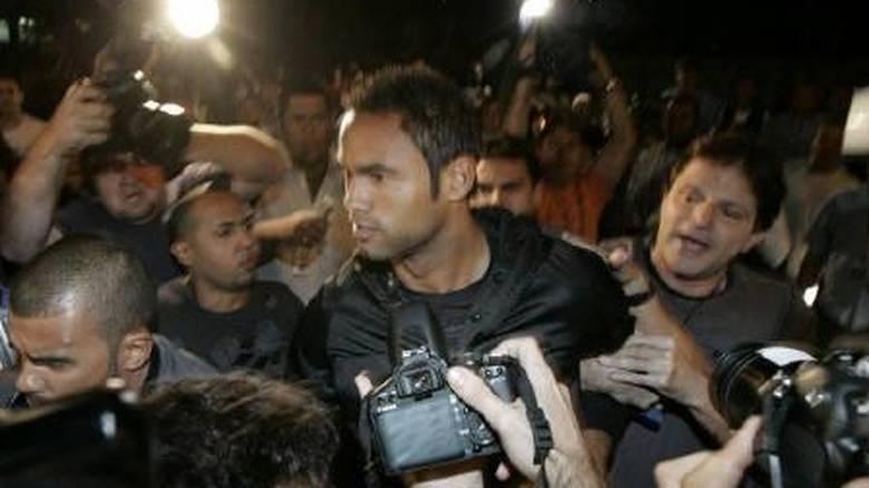 Ξανά φυλακή ο Βραζιλιάνος τερματοφύλακας που δολοφόνησε την κοπέλα του