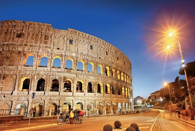 Κολοσσαίο: Ο εκθαμβωτικός γίγαντας της Αιώνιας Πόλης