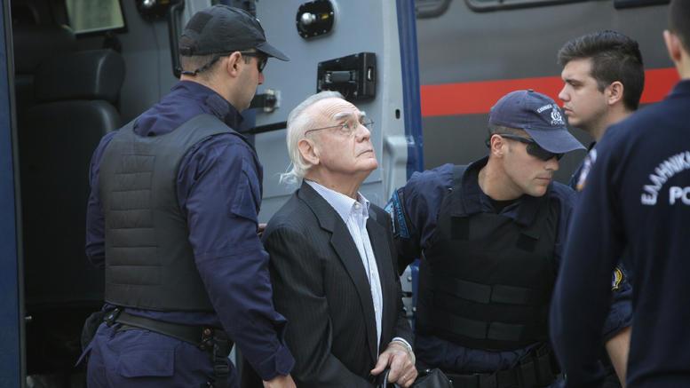 Αποφυλακίζεται ο Τσοχατζόπουλος. Βρήκε τα 200.000€