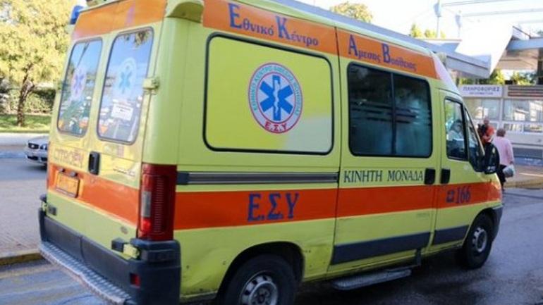 Νεκρή γυναίκα από παράσυρση φορτηγού στη Θεσσαλονίκη