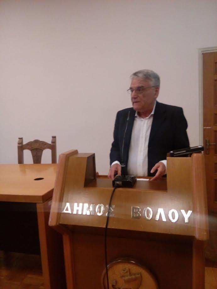 K. Πουλάκης: «Θέλουμε μια τοπική αυτοδιοίκηση που να ενισχύει τη Δημοκρατία»